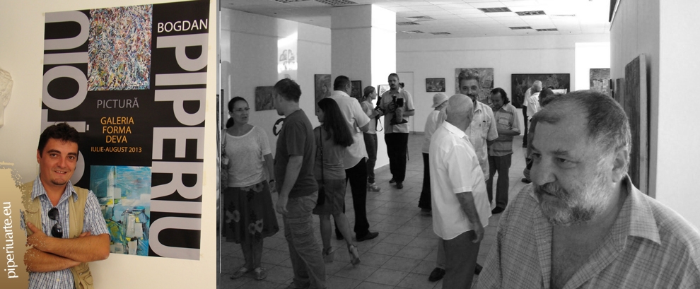 Personal Exhibition Deva-Romania