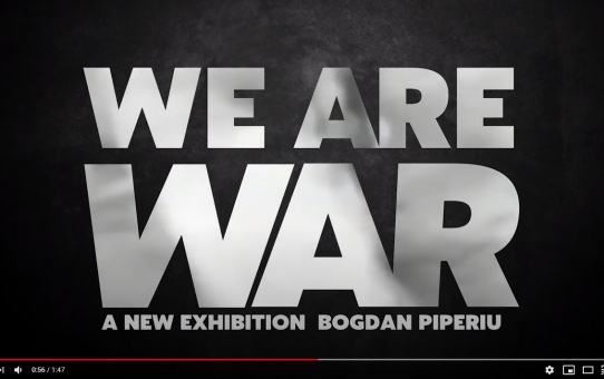 WE ARE WAR-New Exhibition 2020